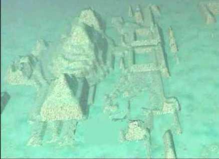 Atlantis bij Bermuda