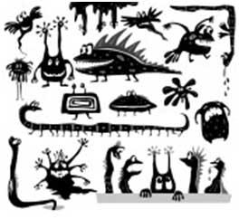 Monsters tekening copy