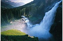 Waterval Oostenrijk