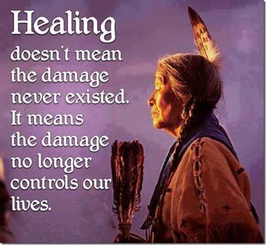Healing copy